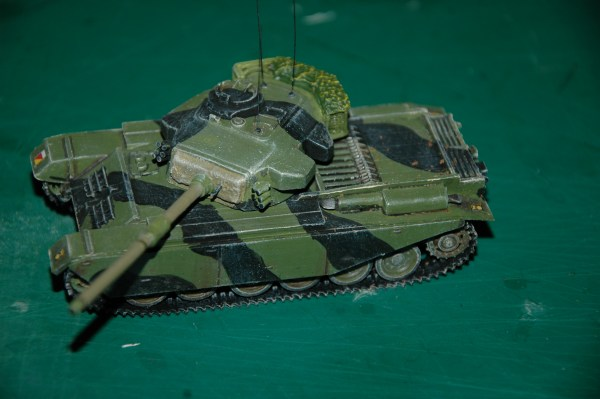 Centurion 105mm conversion kit