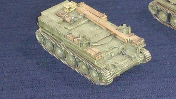 1/72 Cromwell arv conversion kit