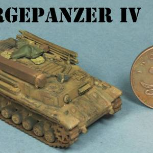 15mm Bergpanzer 4 ARV conversion kit