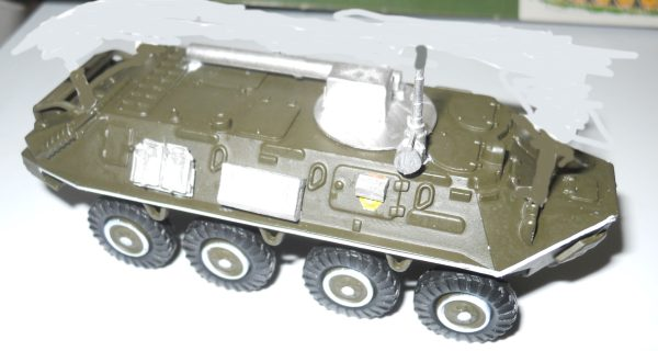 BTR 60 PU 12 command conversion