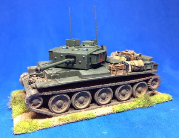 1/72 Cromwell stowage pack (single)