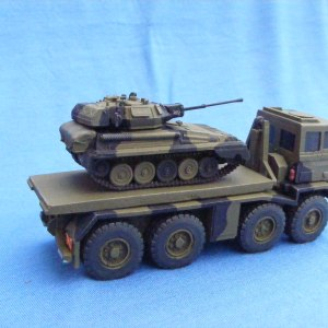 1/72 Post war British vehicles