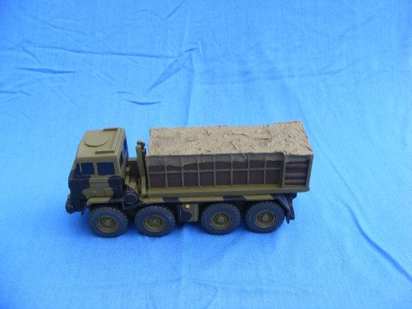 Foden 8x6 DROPS truck