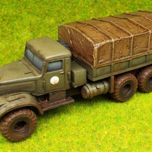 1/72 Post war Warpact vehicles