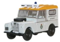 Oxford diecast series 1 land rover & Para/SAS conversion offer