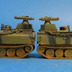 Cvrt Spartan & Milan compact turret