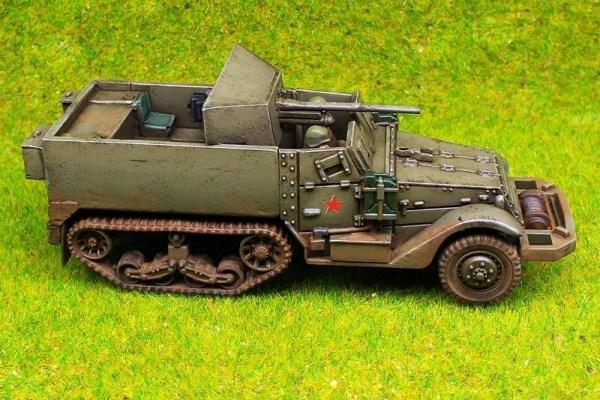 T48 (SU57) sp a/t gun conversion