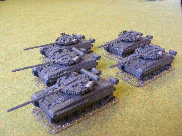 T80bv MBT