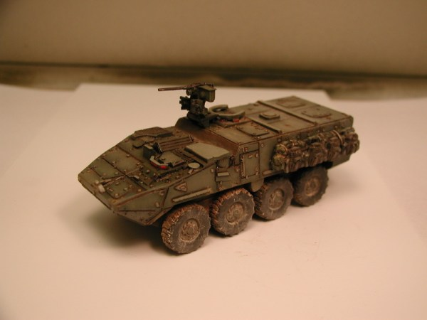M1126 ICV Stryker
