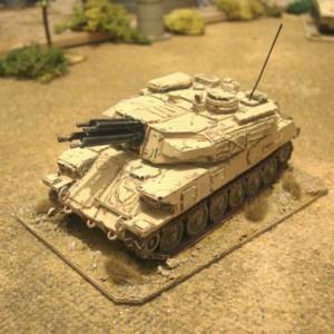 ZSU/23/4 a/a tank