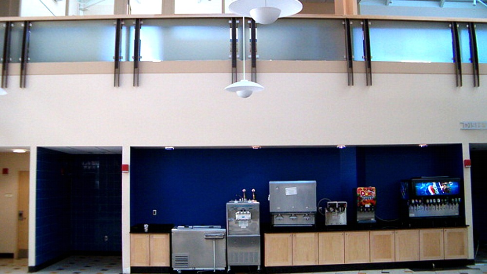 Zorn Dining Commons at K.S.C.