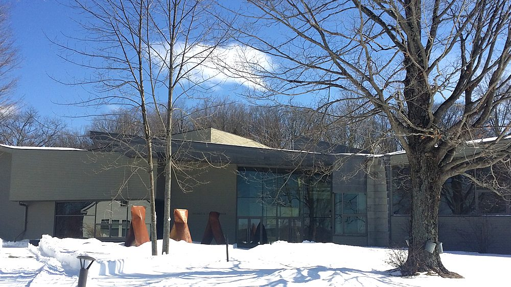 Visual Arts Building, Putney, VT