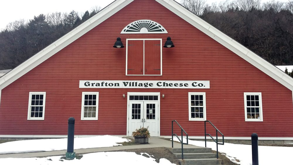 Grafton Village Cheese Company, Brattleboro