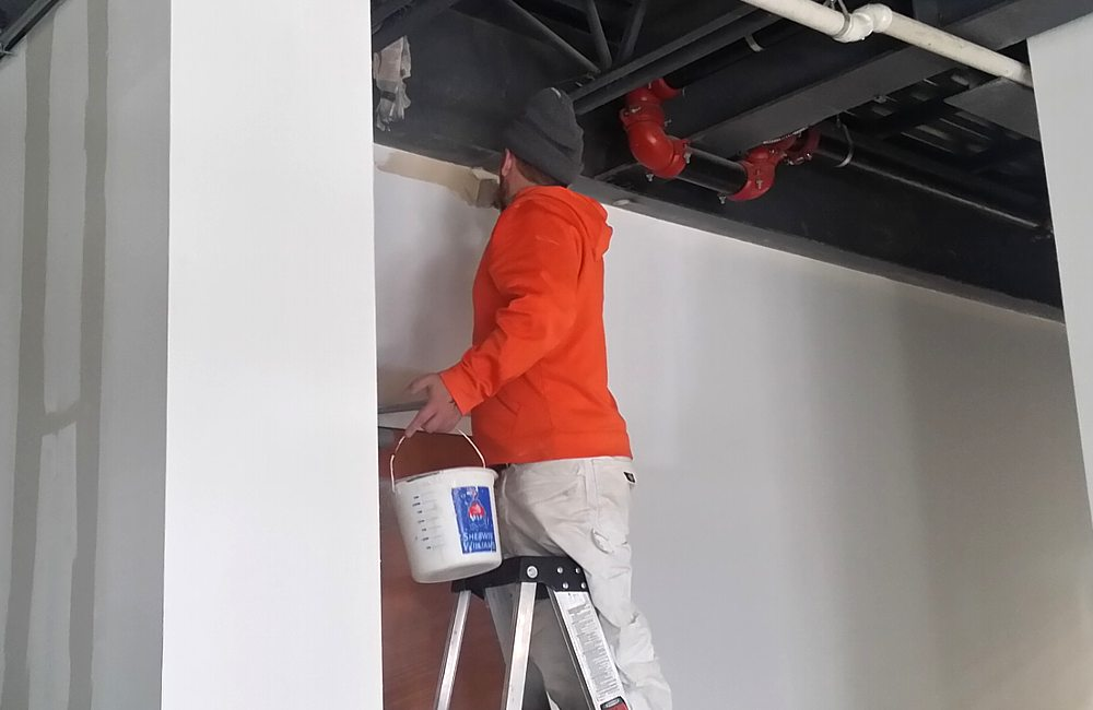 Fairfields renovations