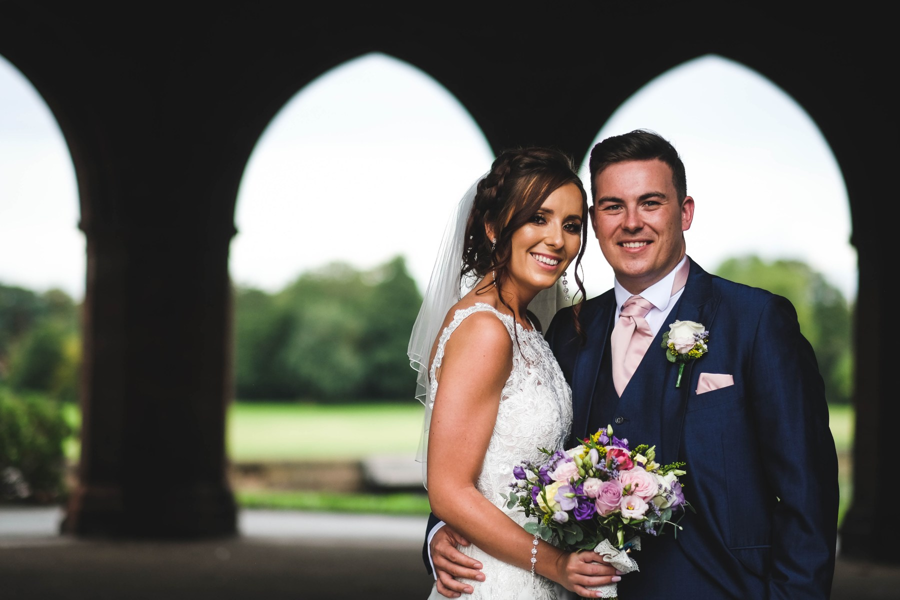Wedding photographers in Liverpool