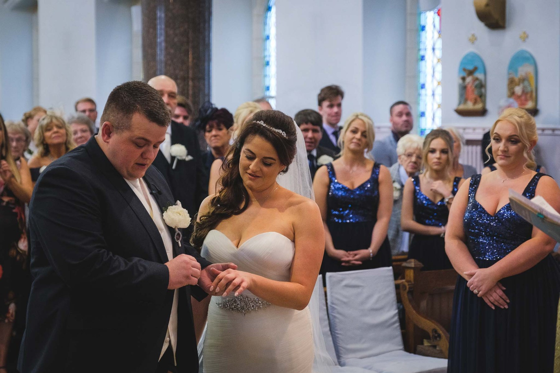 Liverpool wedding at The Park hotel