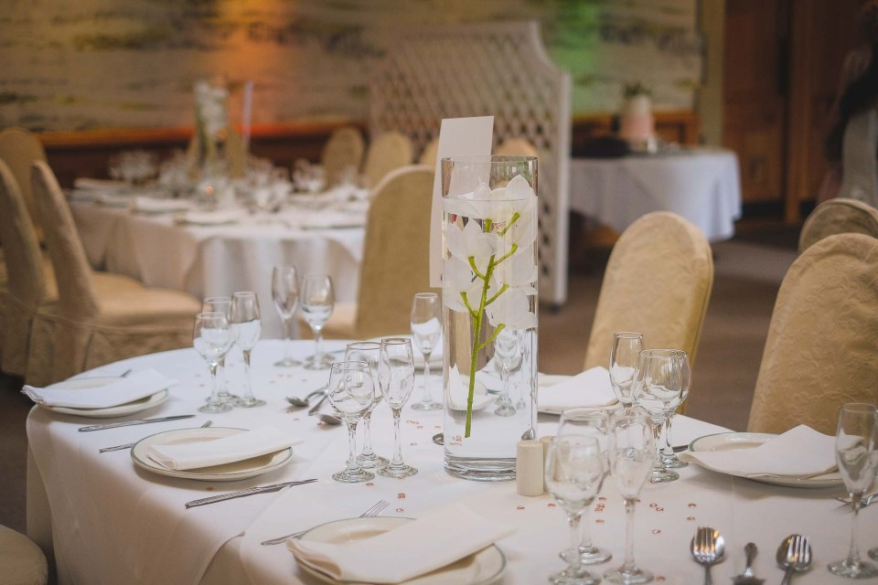 Wedding photographer in Lancashire - details at Gibbon Bridge wedding