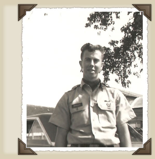 Before Being Stationed In Vietnam.