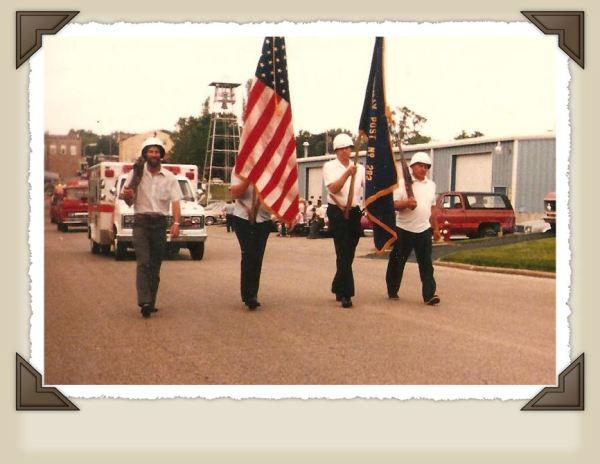 Memorial Day Parade.