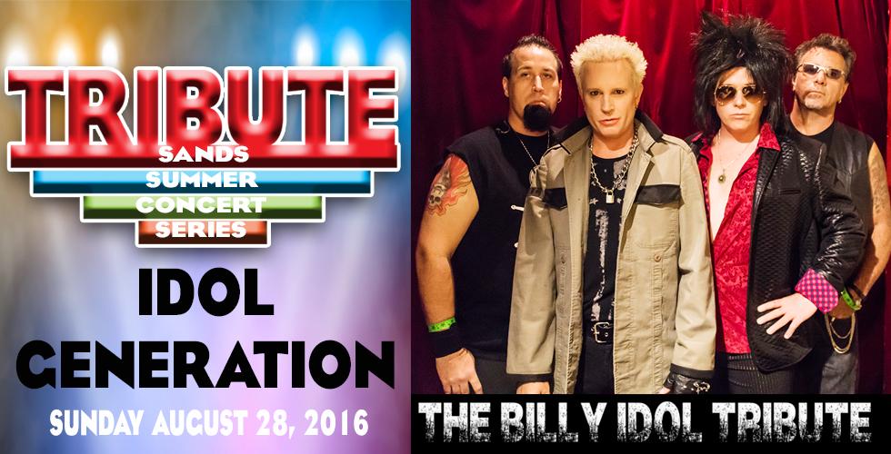 Generation Idol: Billy Idol Tribute Concert