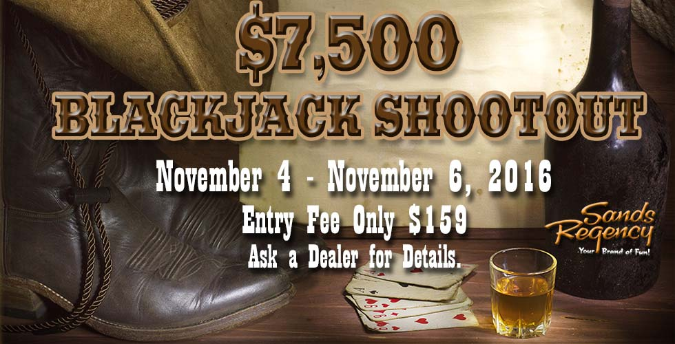 Blackjack Shootout