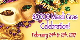 Things to do in Reno NV on Mardi Gras