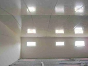 False Polyester Ceiling sandwich panel