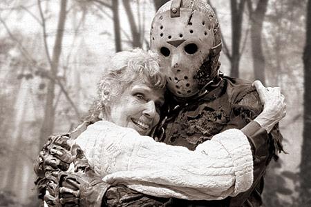 Happy St. Valentine's Day, mom.