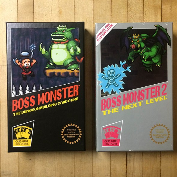 Boss Monsters