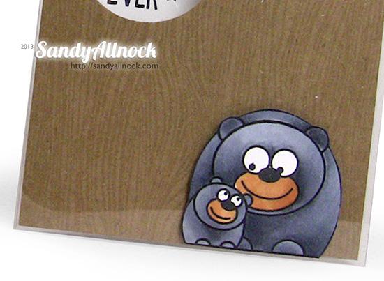 Sandy Allnock - Lil black Bear