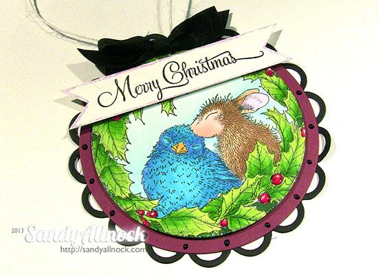 Sandy Allnock Ornament 18