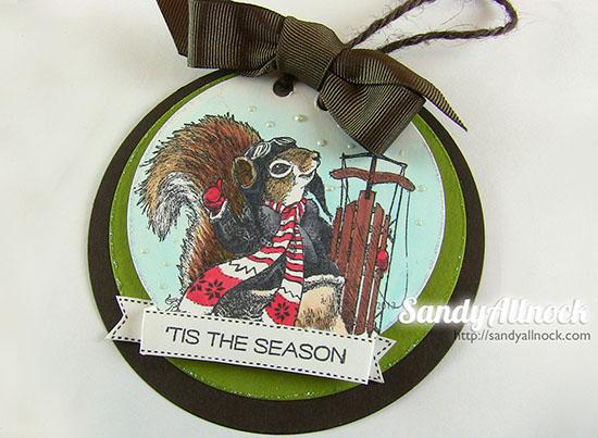 Sandy Allnock Ornament 7