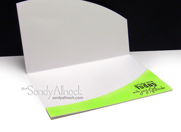 Sandy Allnock - Tiddly Inks Card2