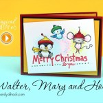 Magical Monday: Walter, Mary, and Holly