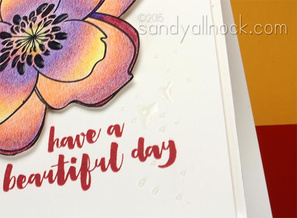 Sandy Allnock Magical Monday Mondo Magnolia 3