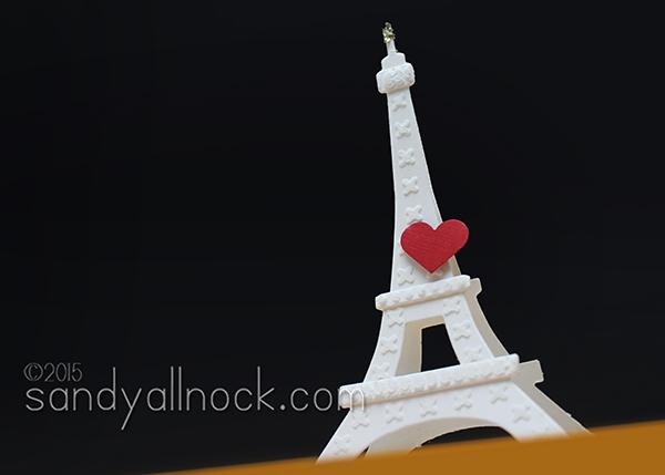 Sandy Allnock Eiffel Tower Decor