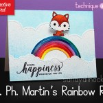 Interactive Card: Dr. Ph. Martin's Rainbow Ride!