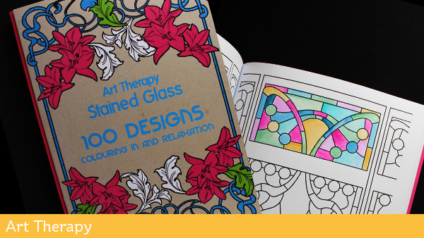 Adult Coloring Books Art Therapy