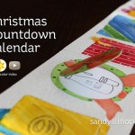 Christmas Countdown Calendar + Crafty Sales!