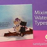 Mixing Watercolor Types