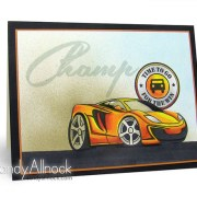 Sandy-Allnock-Digi-Race-Car
