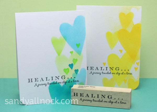 Sandy Allnock - Lasting Hearts healing
