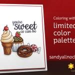 Limited color palette – Sunny Studio Stamps