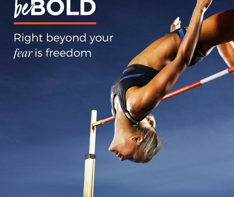 Right Beyond Your Fear is Freedom
