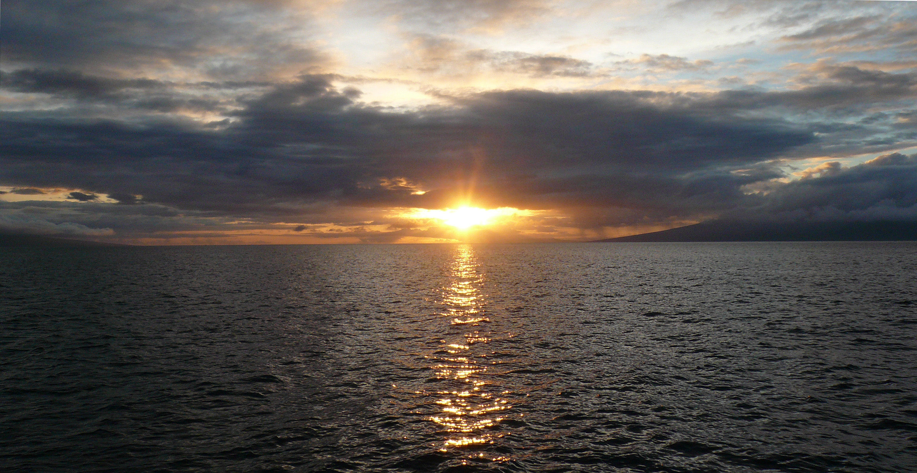 Sunset from Maui