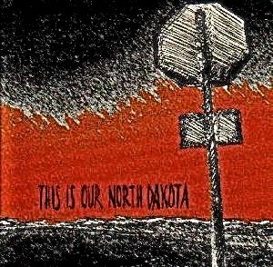 this is our north dakota dark