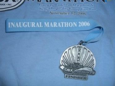 inaugural medal