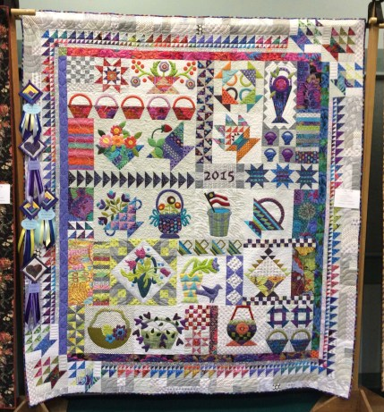Quilt Show Sandy Gilreath