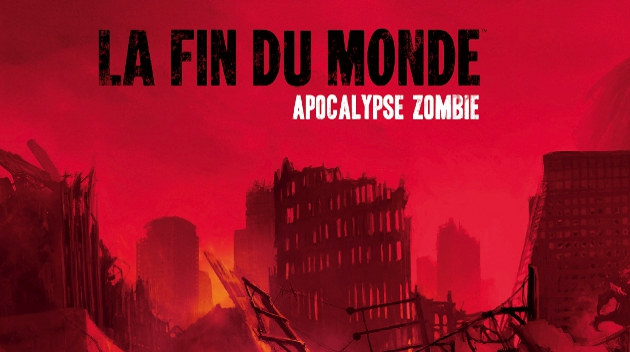 PLAY AFTER READING - N°2 : C'est la Fin du Monde et je me sens bien