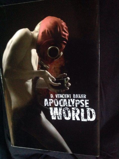 Nostalgeek – 10 jeux de rôle papier qui m'ont marqué – Jour 4 : Apocalypse World